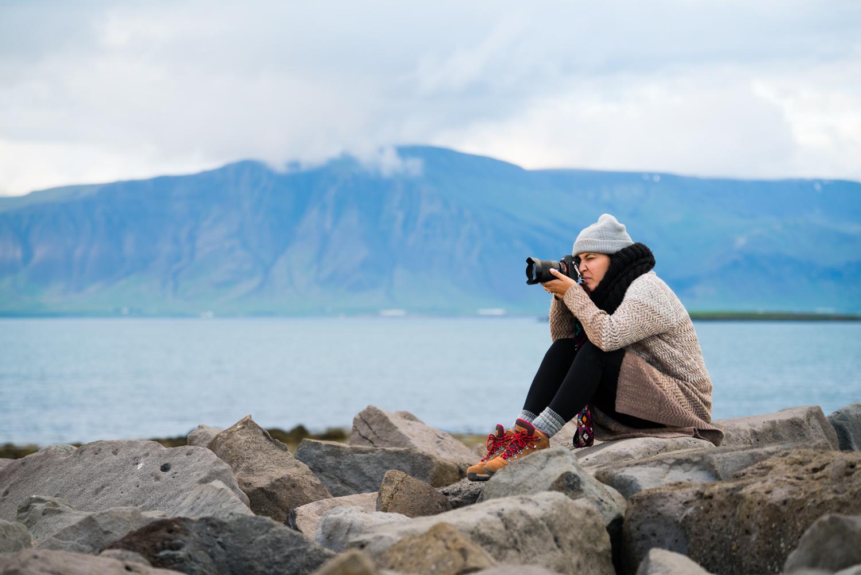 reykjavik iceland travel photography