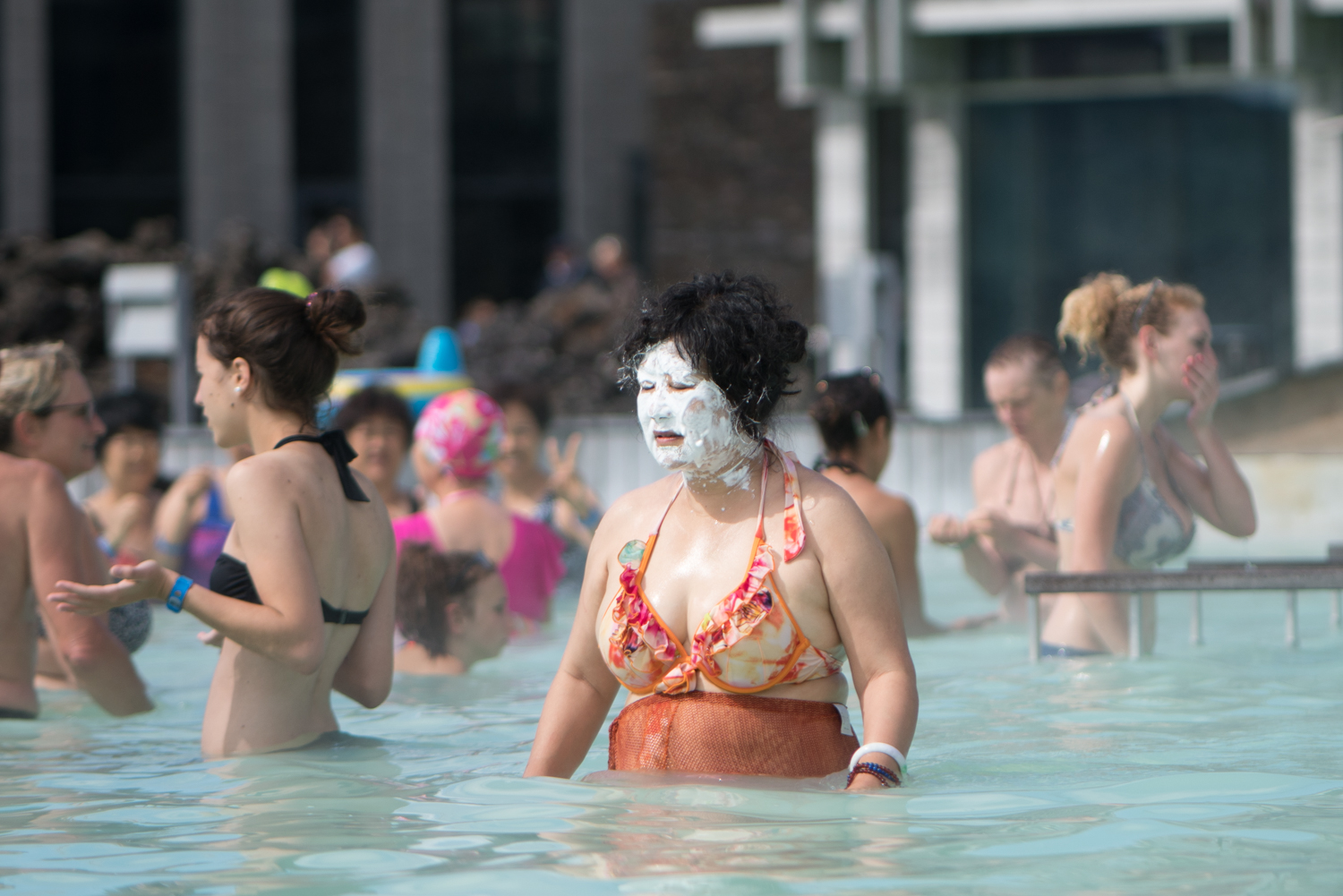 blue lagoon iceland face mask