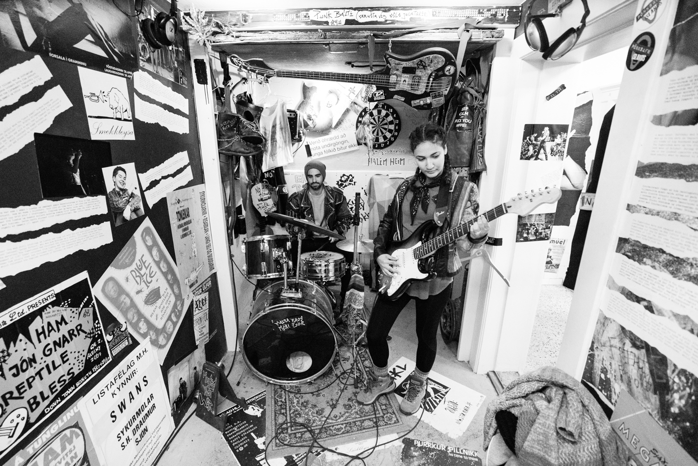 reykjavik punk rock museum austin paz amanda lee