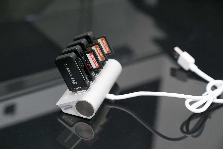 SD card reader hub austin paz