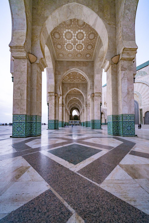 morocco casablanca travel photography