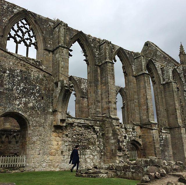 Ruinous Bolton Abbey