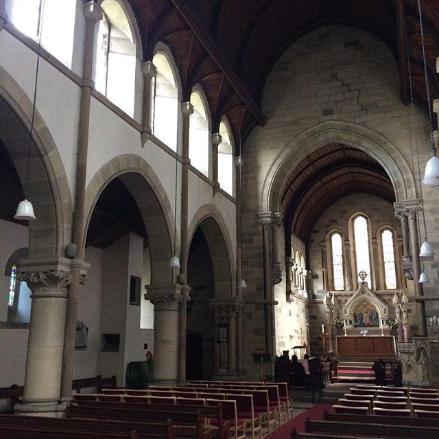St Matthew 1875 Grosmont NP  fussy interior