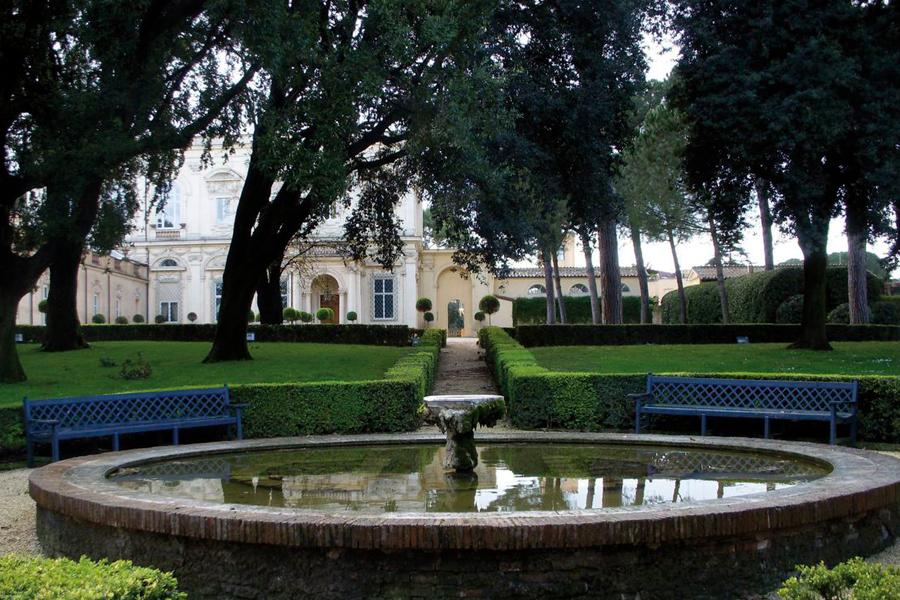 American Academy In Rome Olin