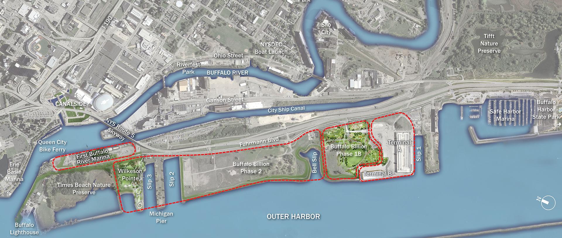 Image courtesy Erie Canal Harbor Development Corporation.