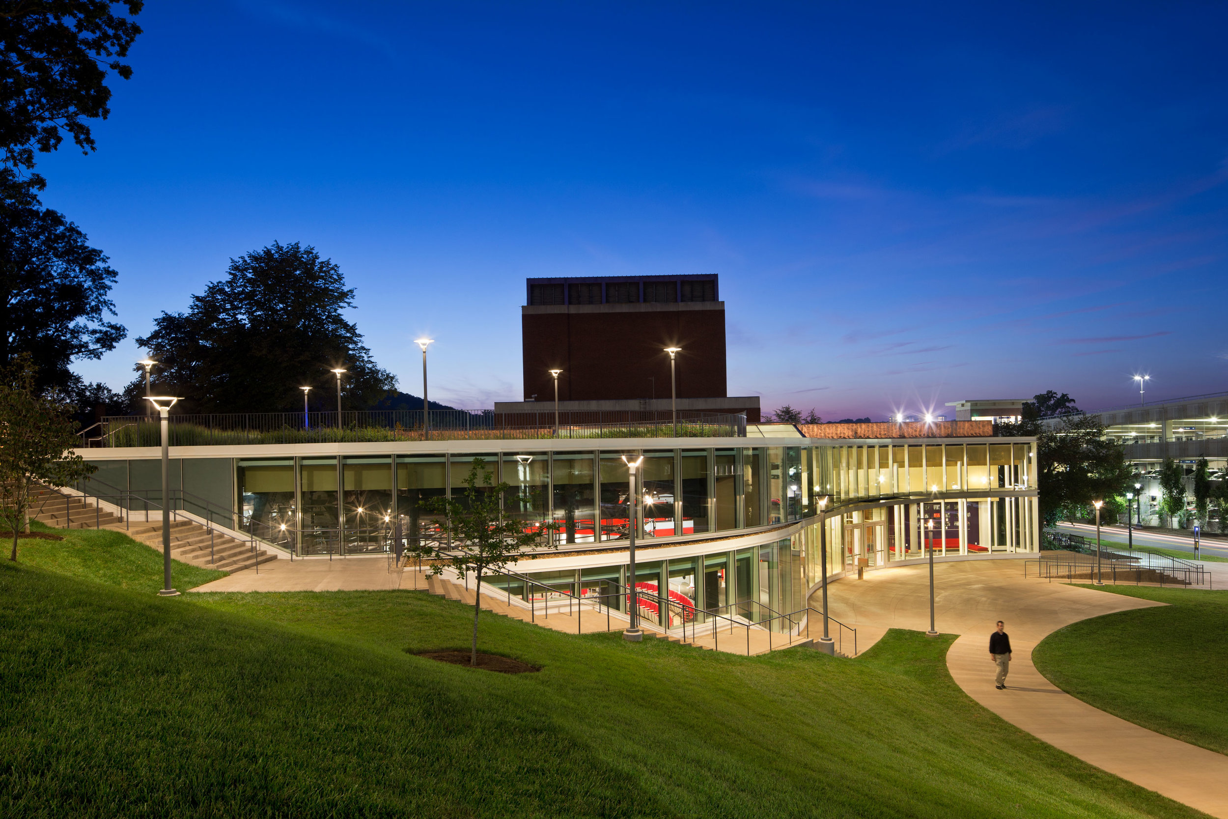 University of Virginia's Ruth Caplin Theater
