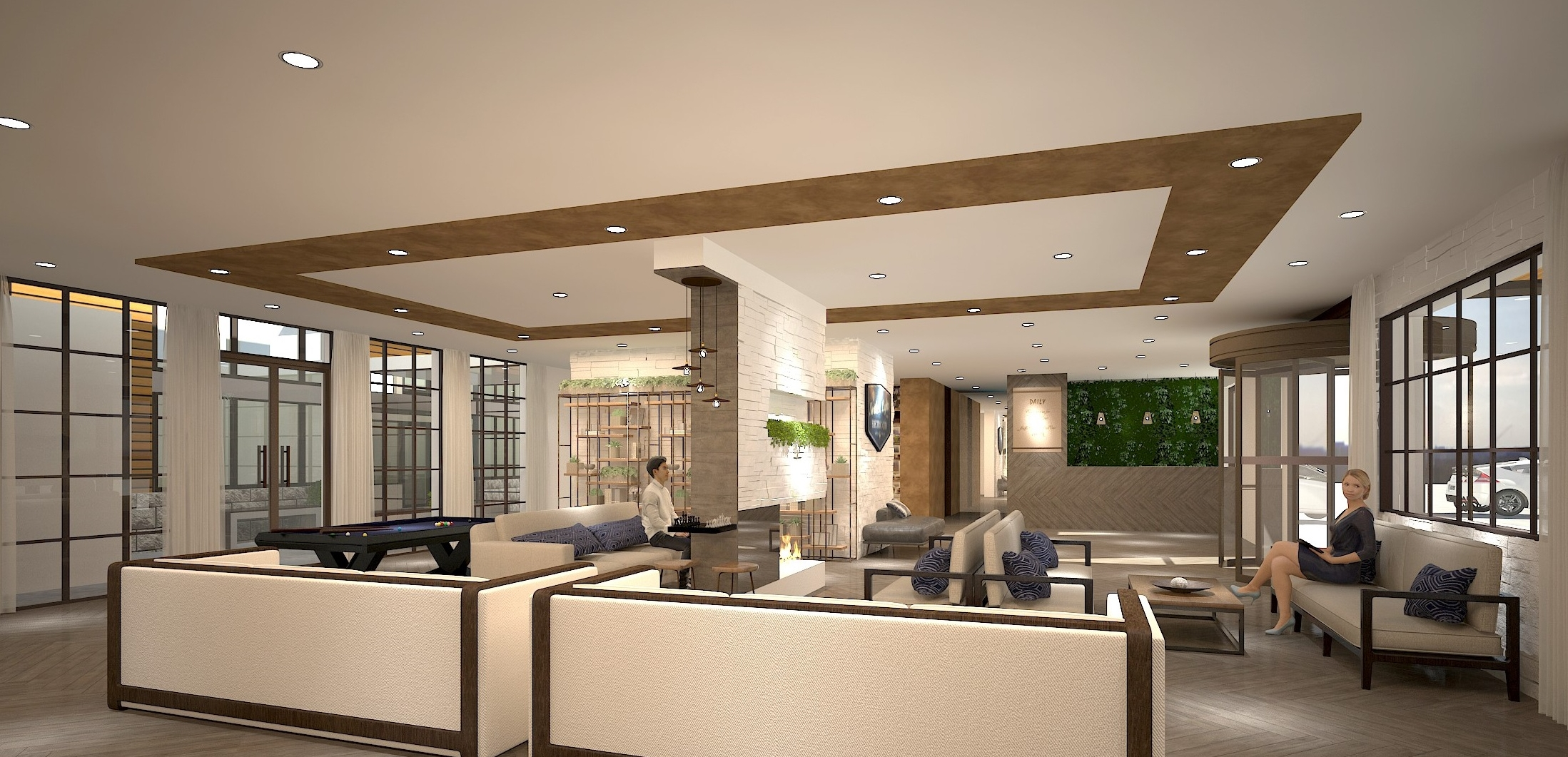 HOTEL RENOVATION \ PENNSYLVANIA