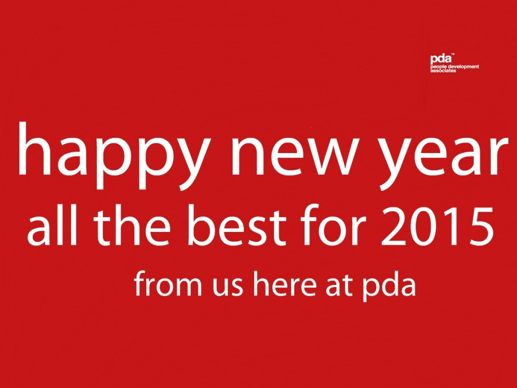 2015 greetings from PDA