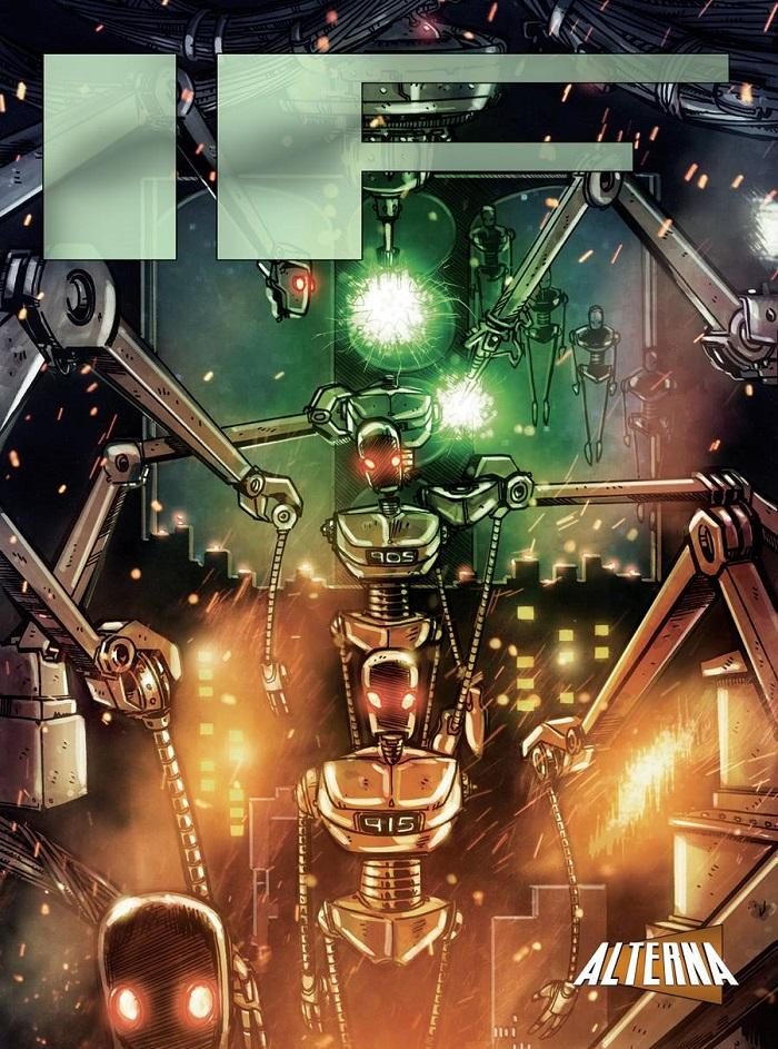 Alterna Comics' IF Anthology Comic Book