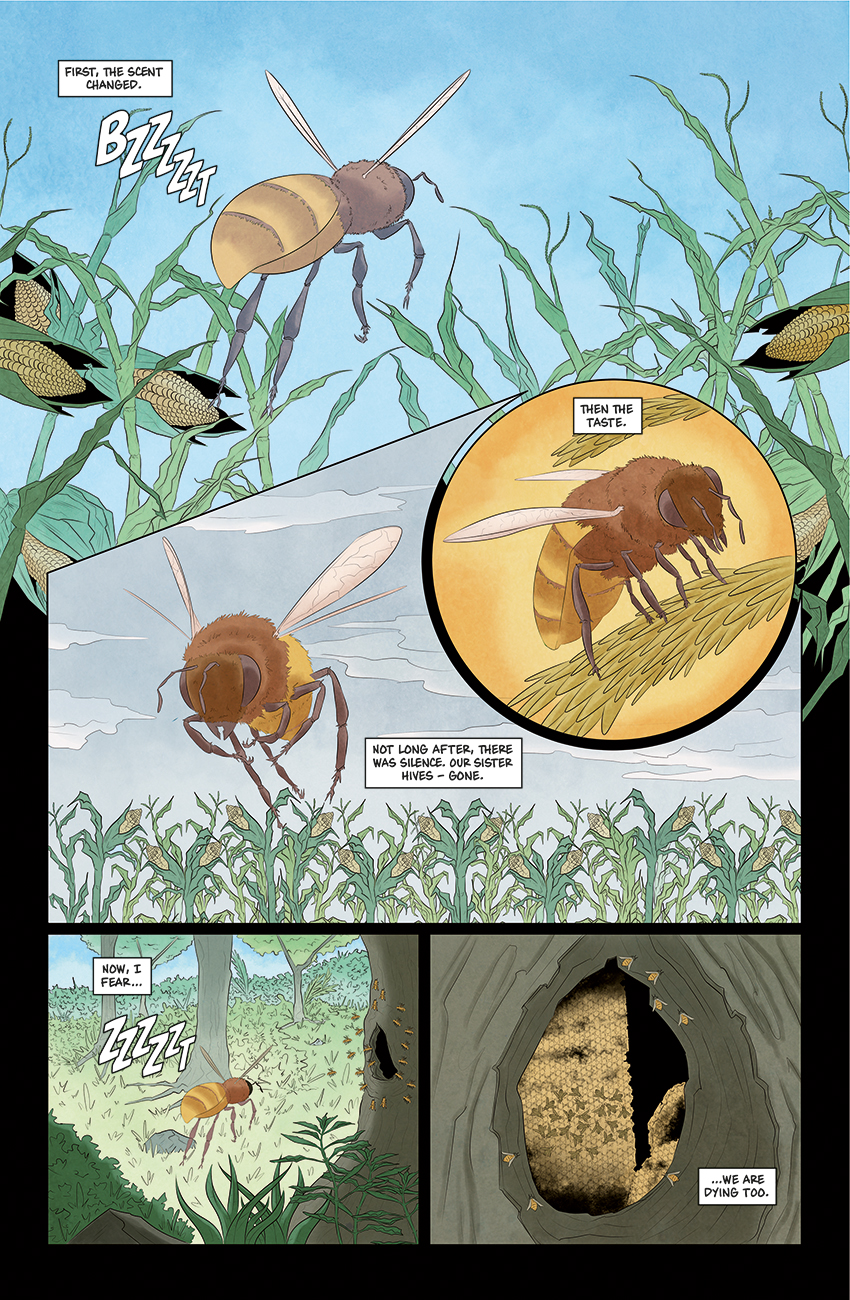 The Scout  (Harmful Pesticides) ByMadeleine Holly-Rosing, Ed Jimenez and Kote Carvajal