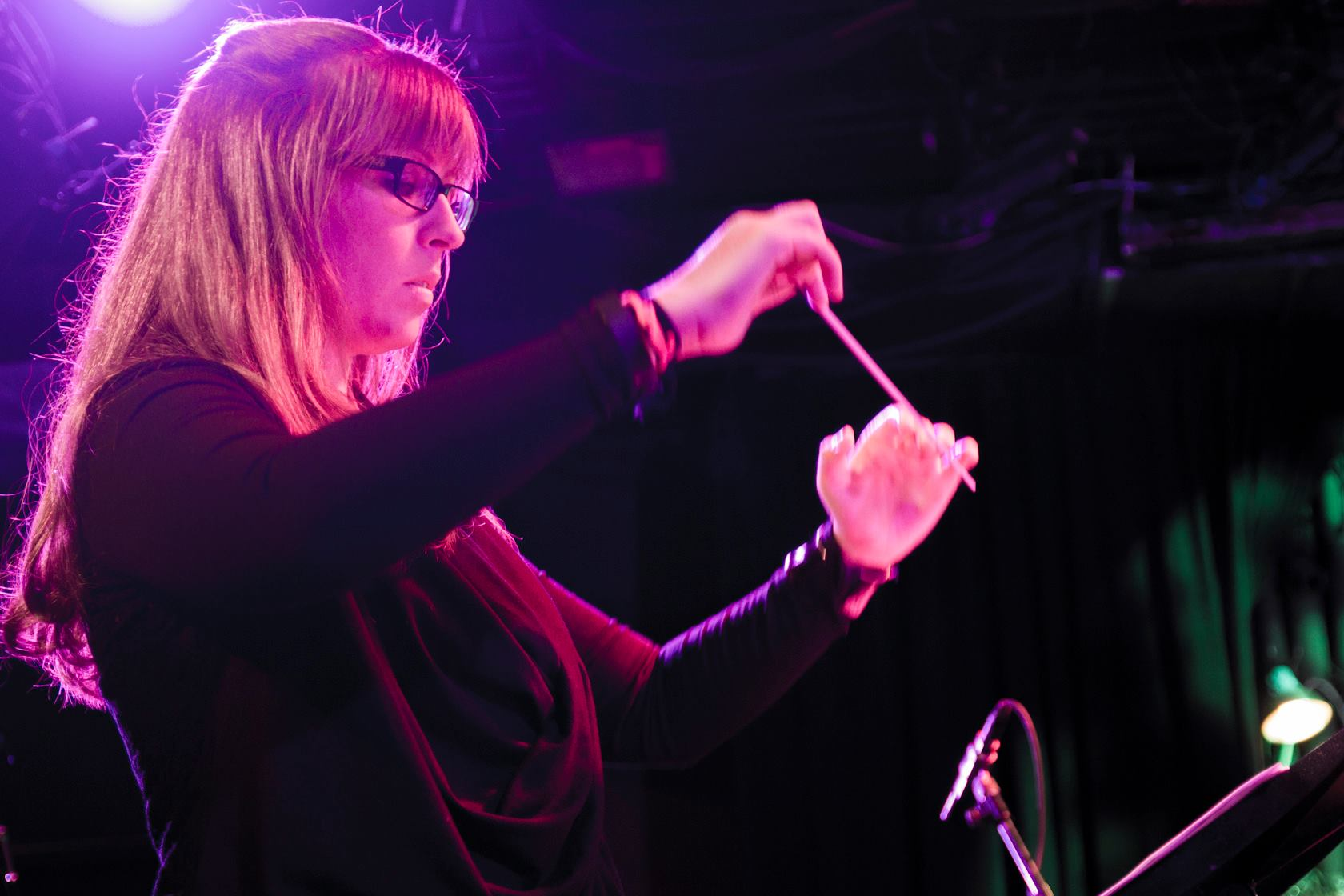 Conducting Hotel Elefant @ Subculture, 2014