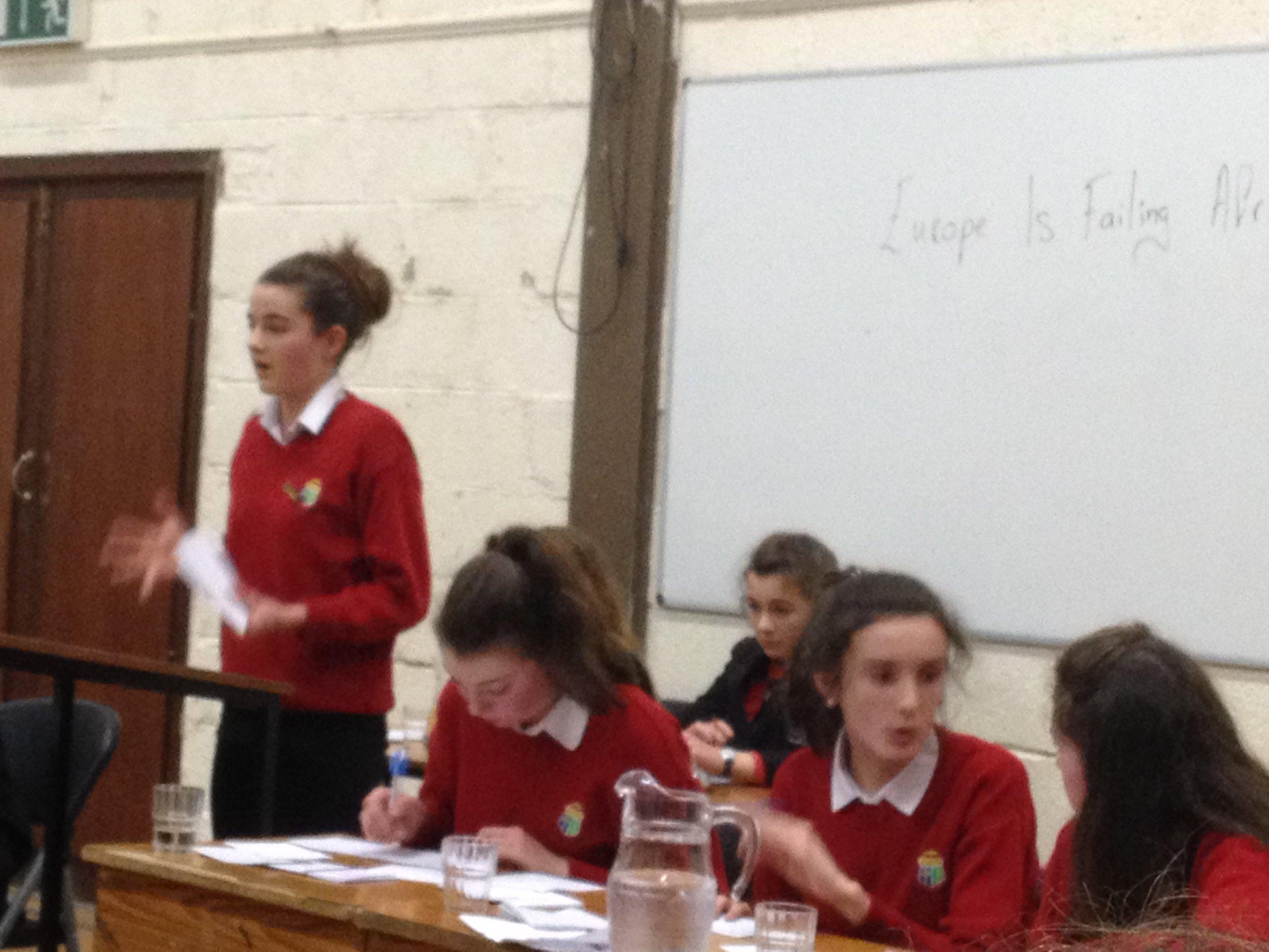 Debating and Public Speaking
