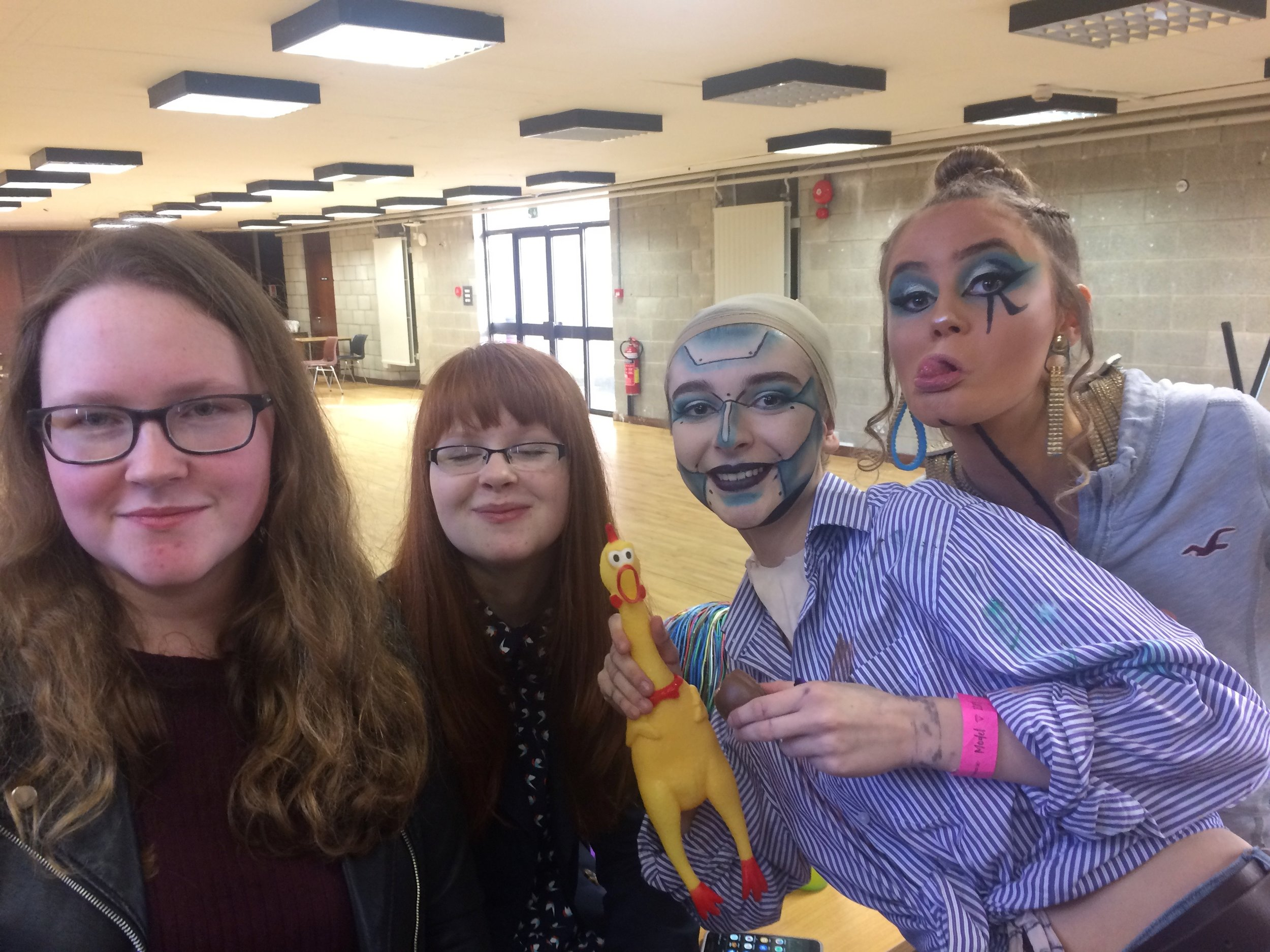 Caoimhe Diffley, Lavena Edelmann Harrington (and Caoimhe Collins)  - I AM ALIVE