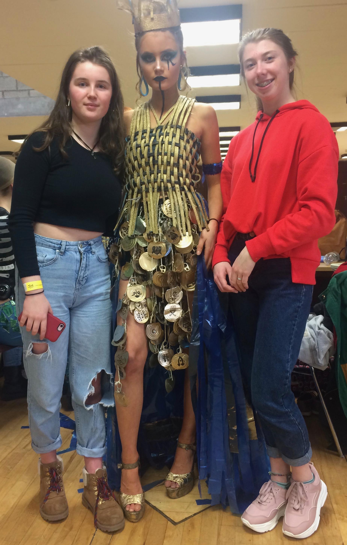 Tola Ní Shuilleabháin, Hannah Rafferty and Aibhín Ruddy - Queen of The Nile