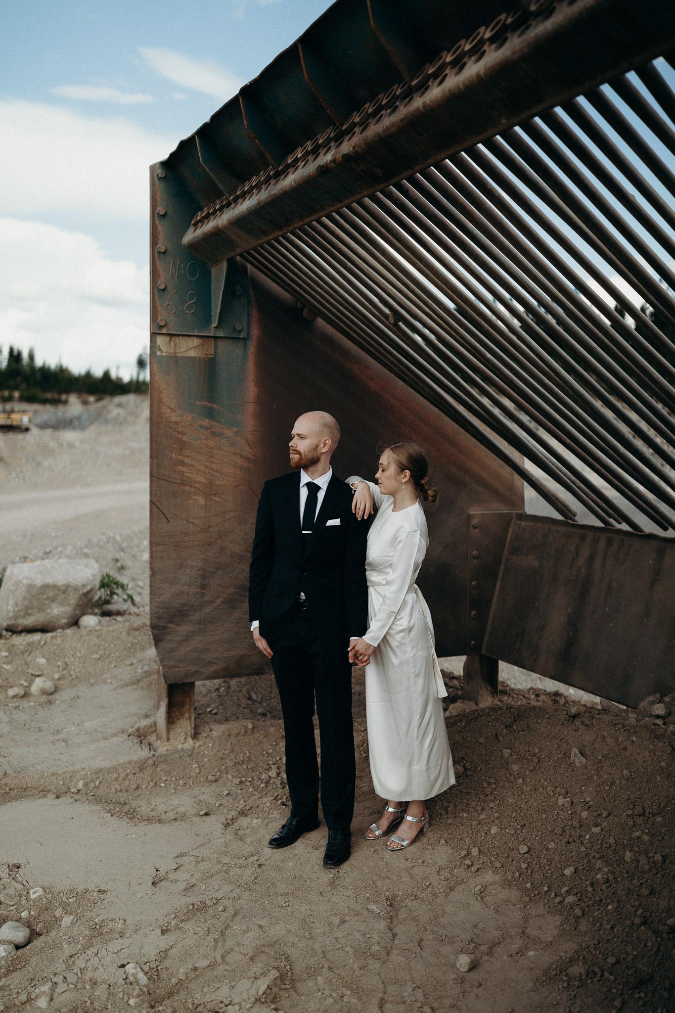 Full day documentary wedding