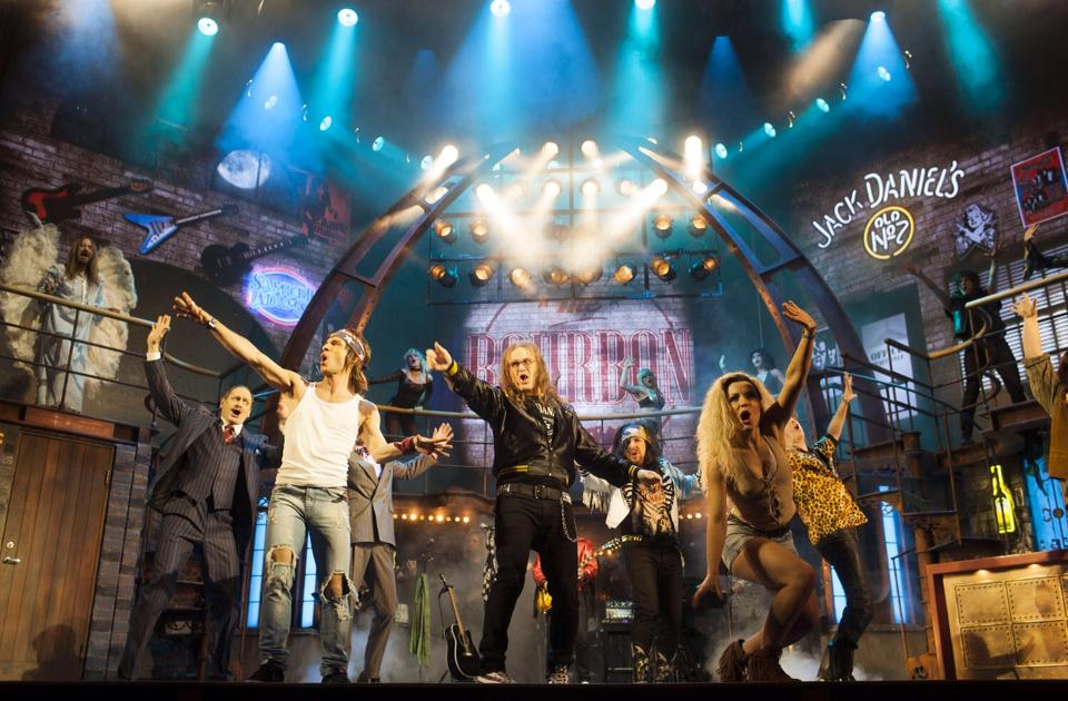 Rock of Ages (2013), Sherrie