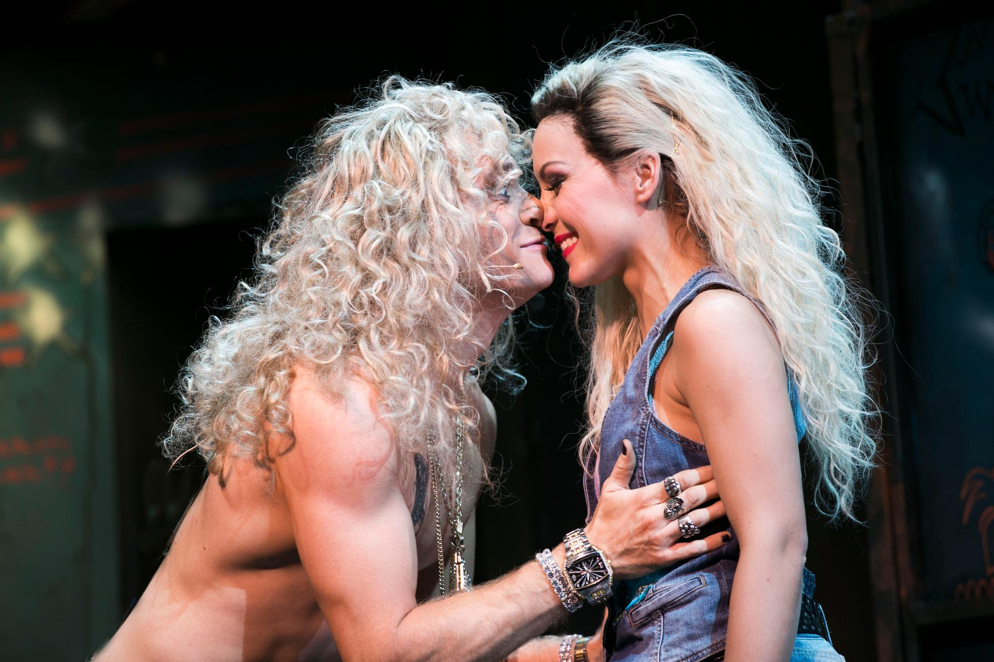 Rock of Ages (2014), Sherrie