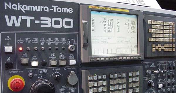 Nakamura Tome WT300 Macro Programming