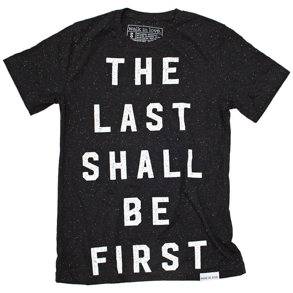 Favorite New walk in love. t-shirt