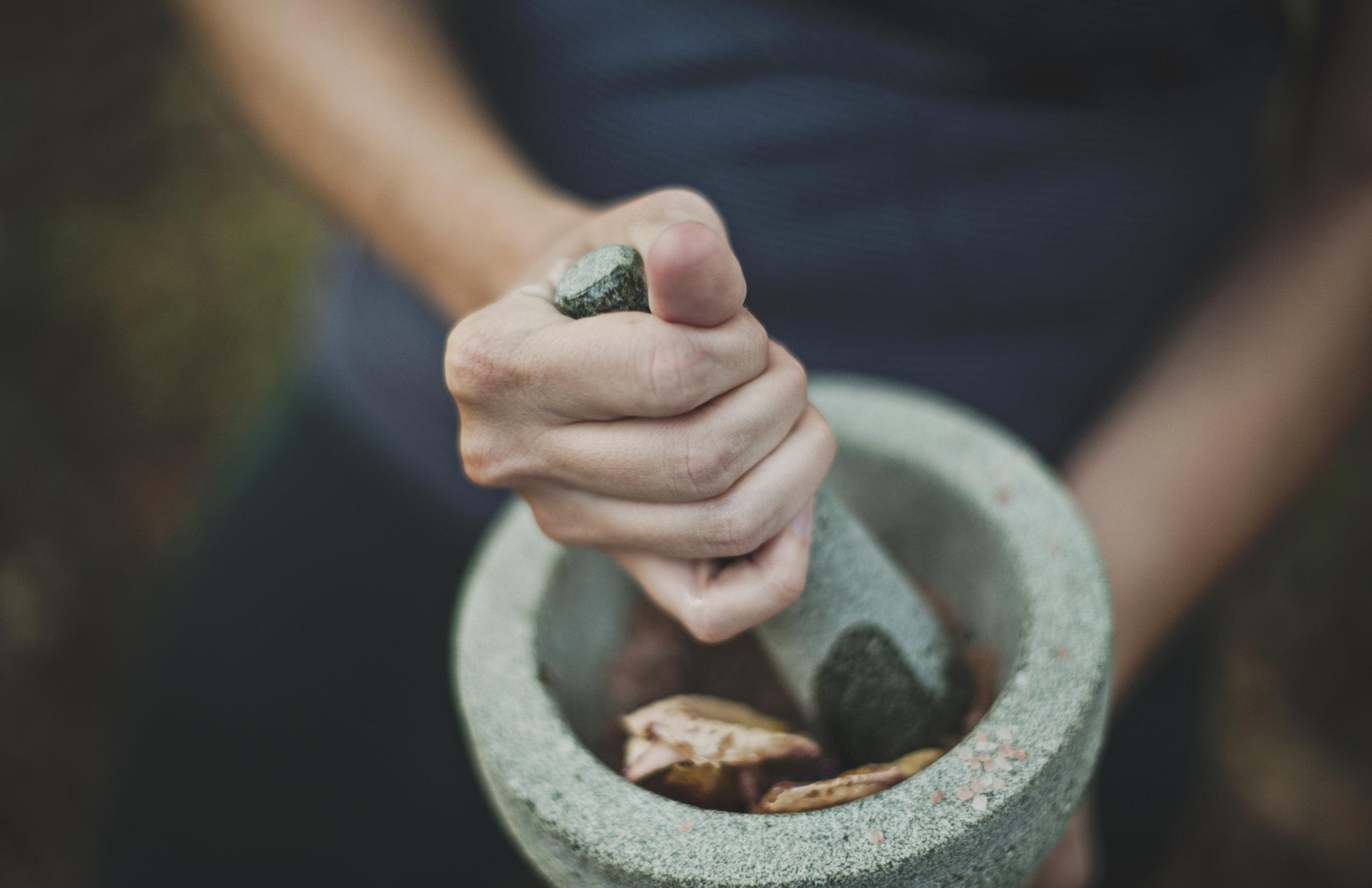 Plant Medicine -