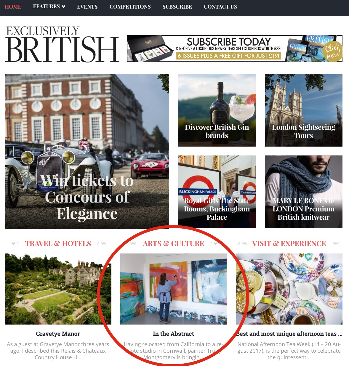 exclusively british - JULY/AUGUST 2017
