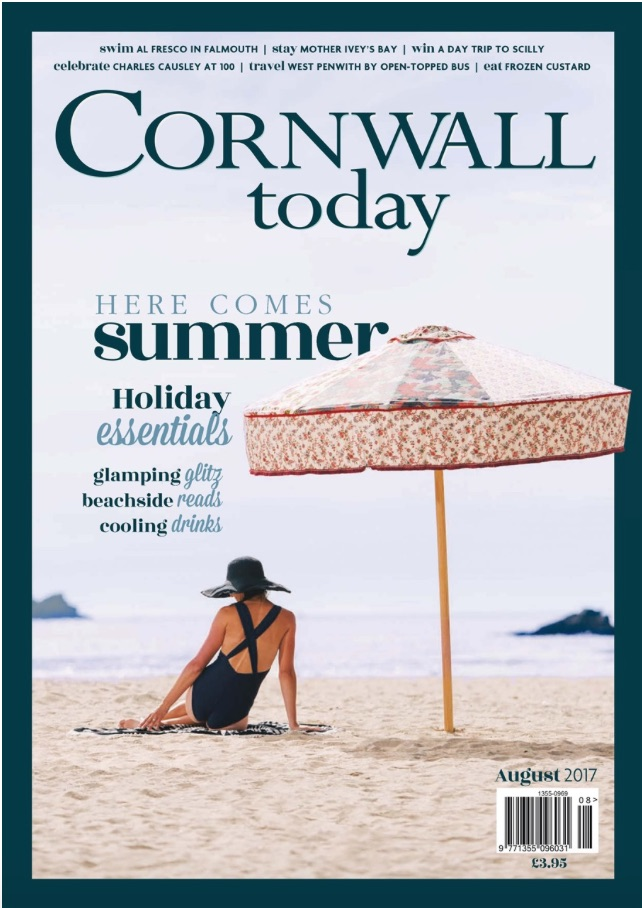 Cornwall Today , August 2017