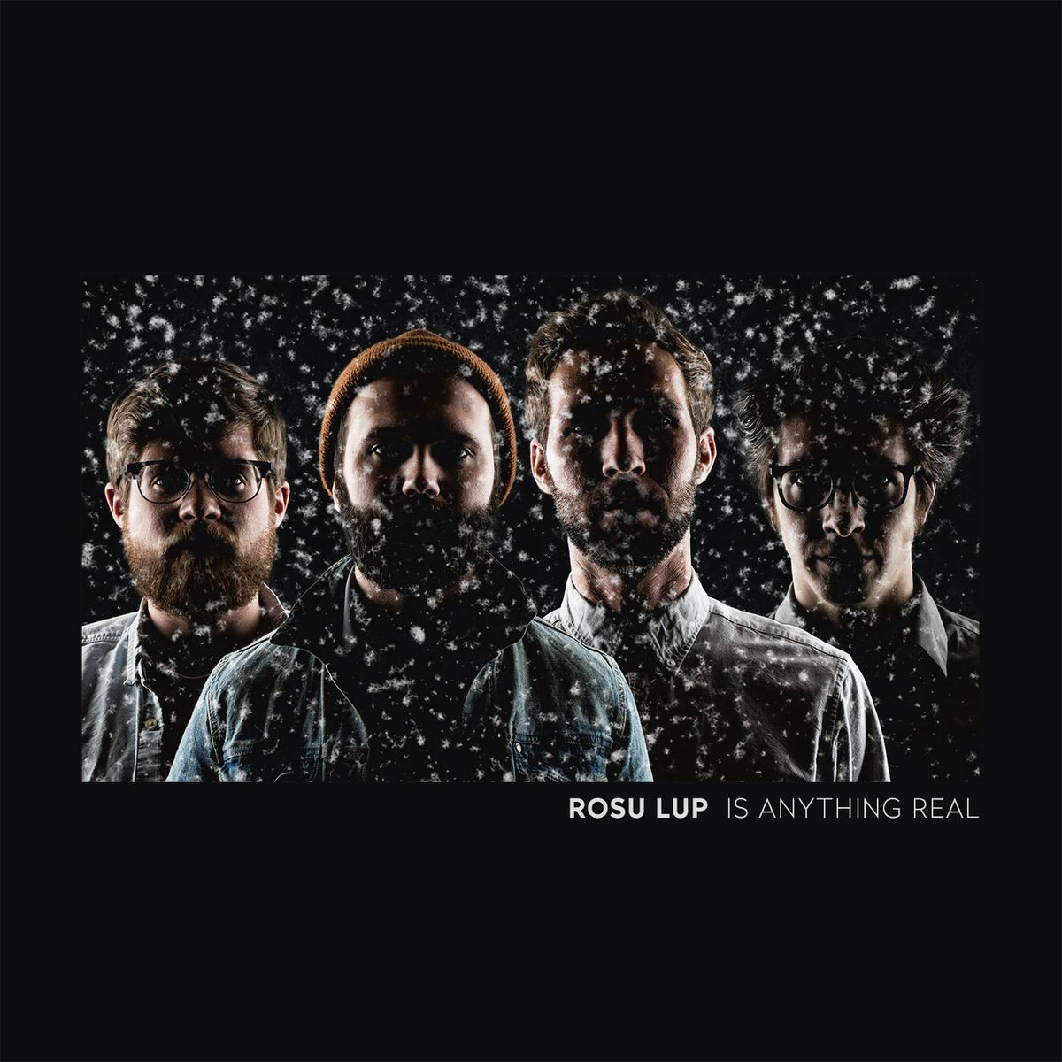 Rosu Lup - Is Anything Real (2016)
