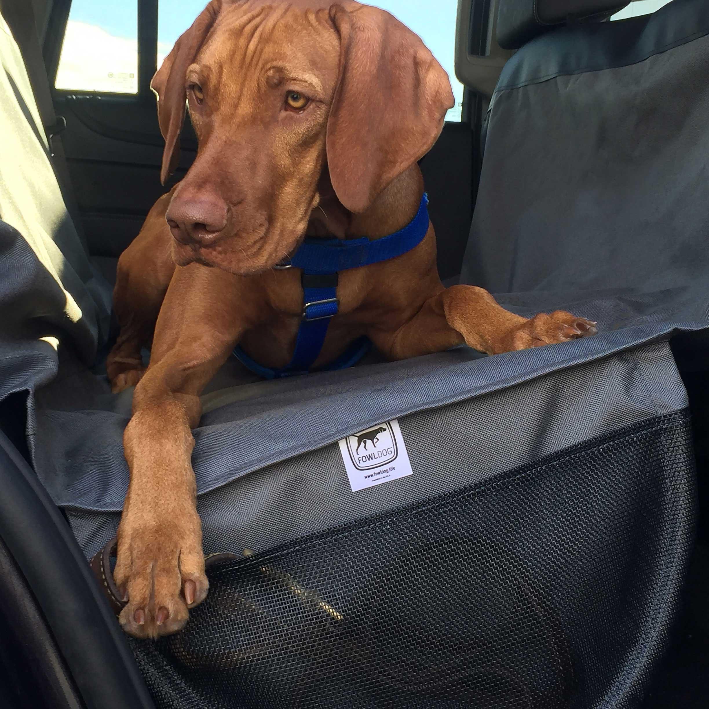Fowl Dog Seat Cover Hammock