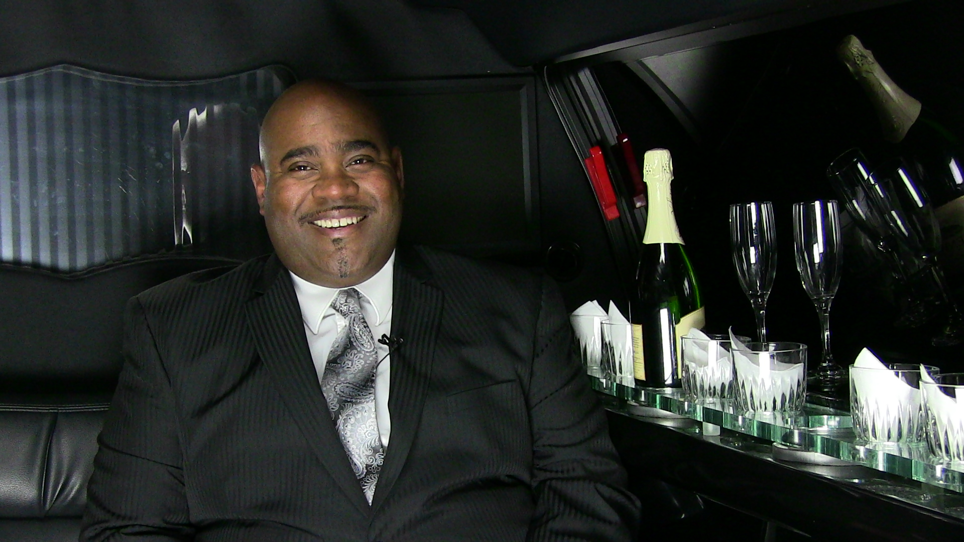 "Jerome Leonard  author/book video ""Through the Chauffeurs Eyes"" based in S. San Francisco, CA"