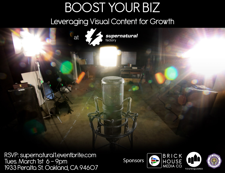 boost your biz
