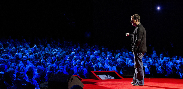 TED Conference  speakers must continue their ongoing work as Thought Leaders for impact!