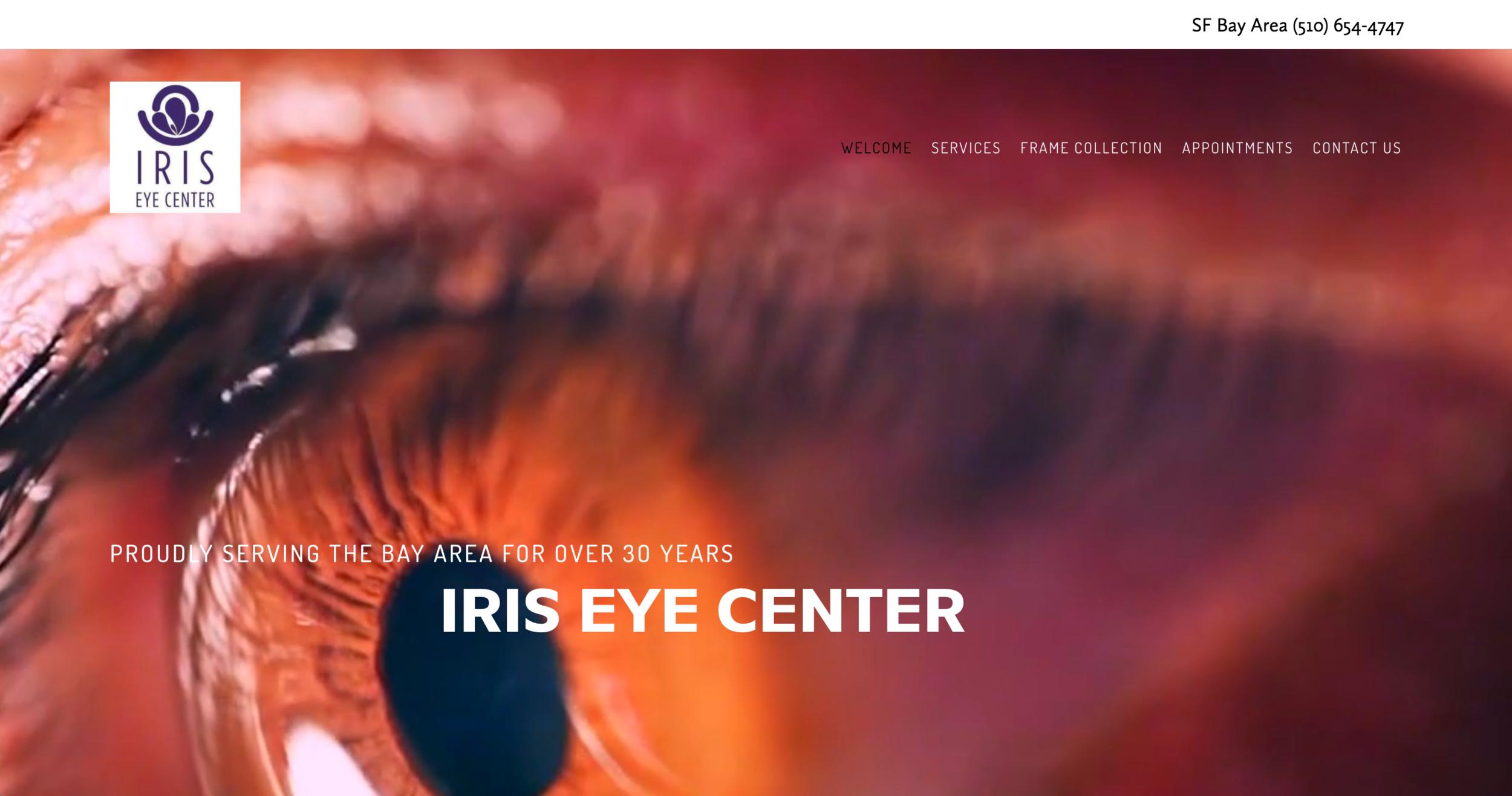 Iris Eye Center