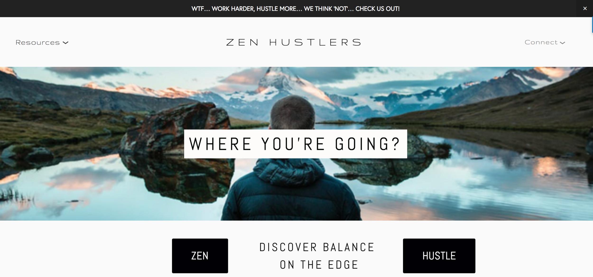 Zen Hustlers