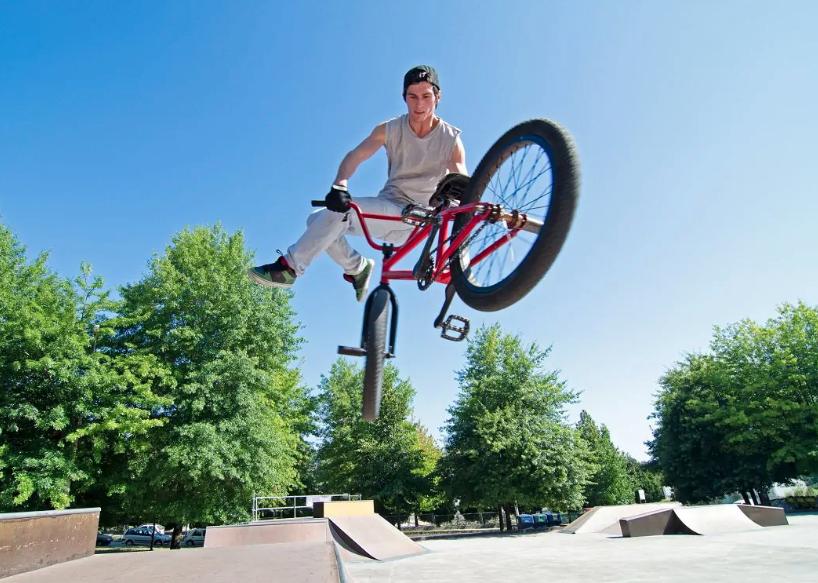 TRICK BMX