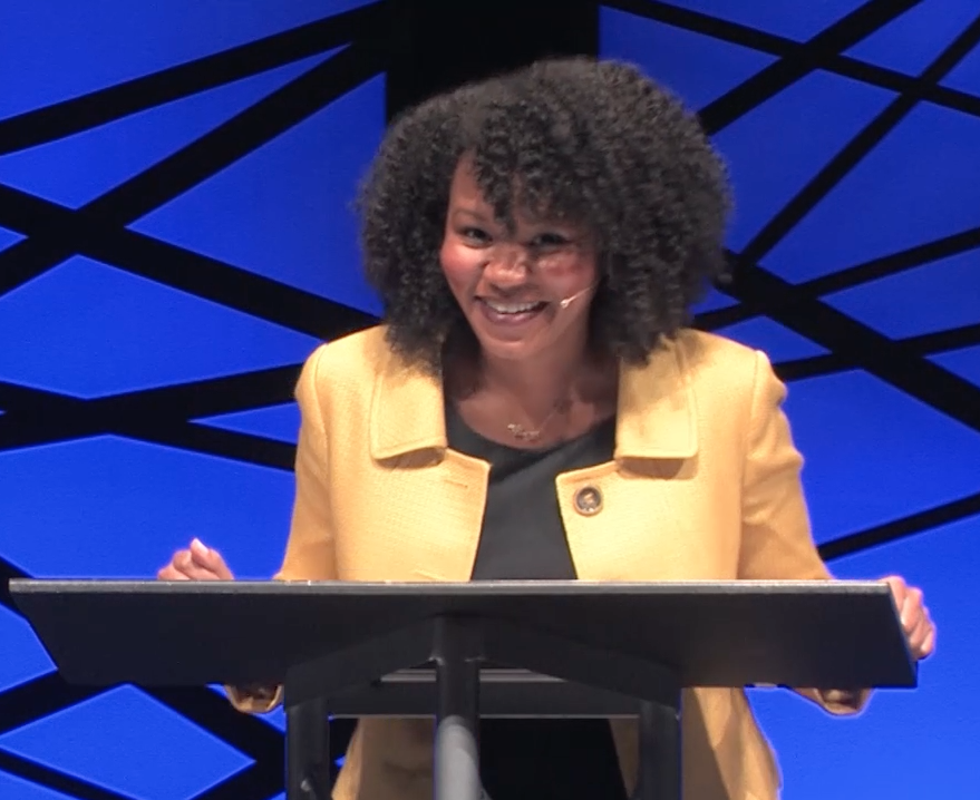 Invite Connie to speak at your event. - Whether you're organizing a small or large group gathering, it'd be an honor to serve you.Scroll down to complete speaker request and watch sample videos.