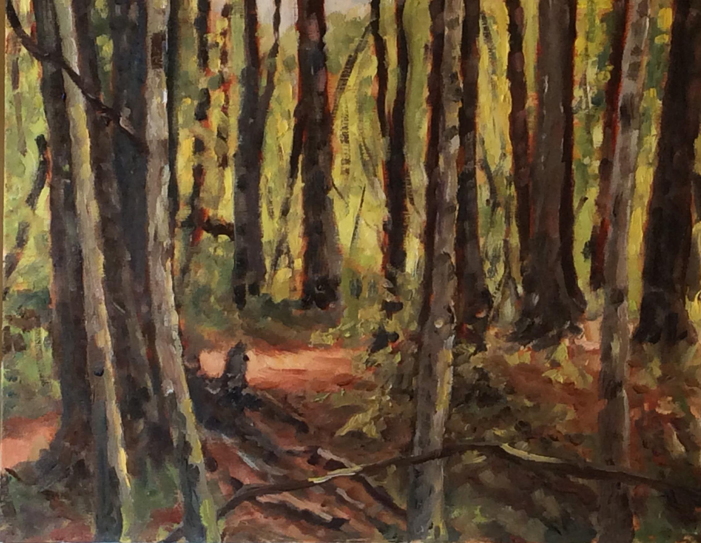 Mystic Vale Light   Oil 11 x 14