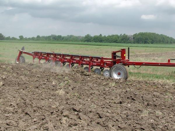 Salford 8200 Tandem Flex-Trail Plow