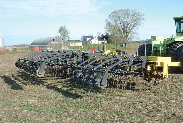 Aerway universal harrow attachment