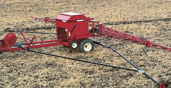 Valmar 245 Pull-Type Granular Applicator