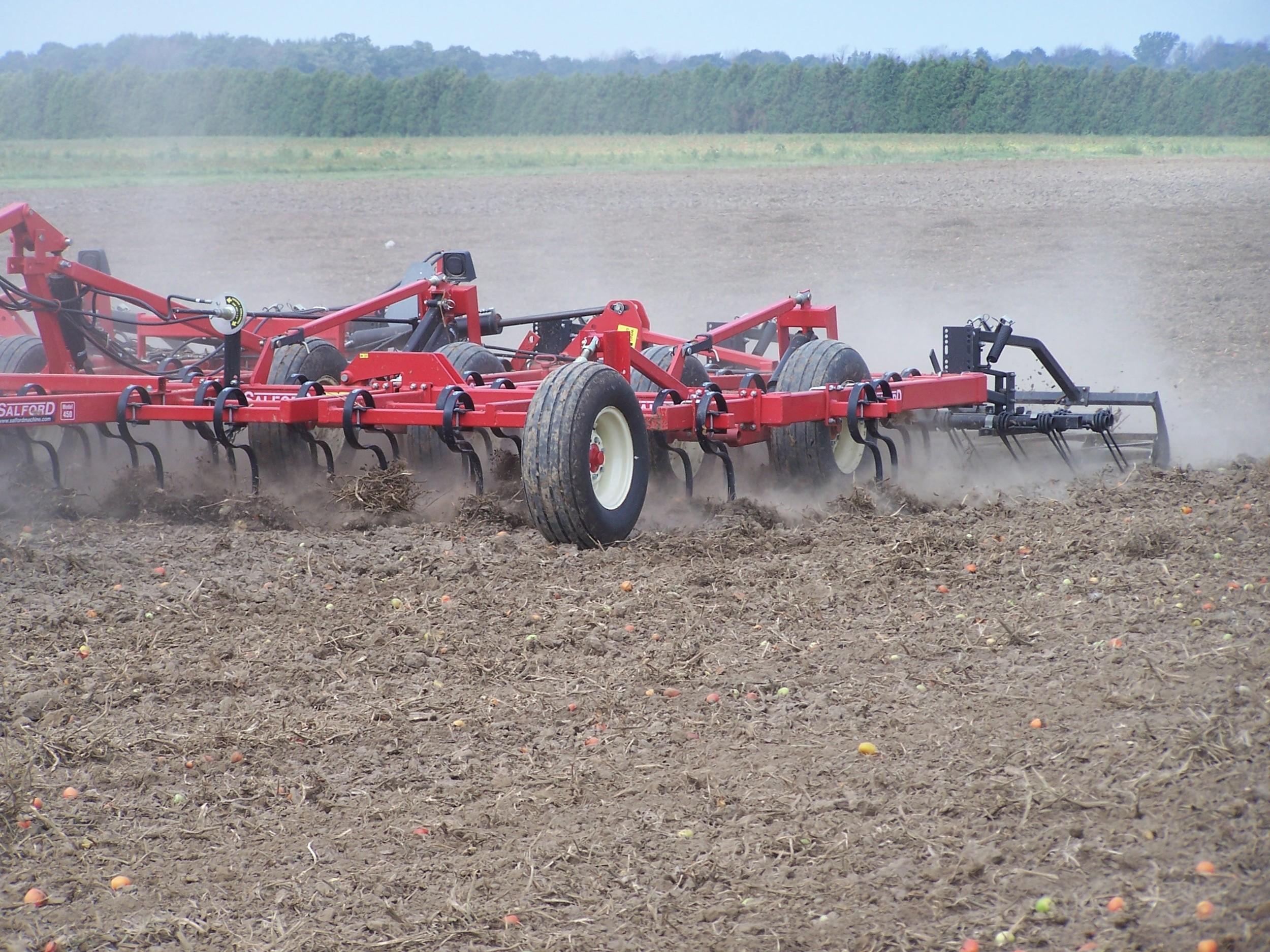 450 S-Tine C-shank Cultivators