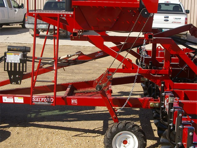 Salford Valmar Cover Crop Seeders Image 2