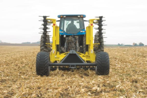 AerWay CCT Double Row Tillage