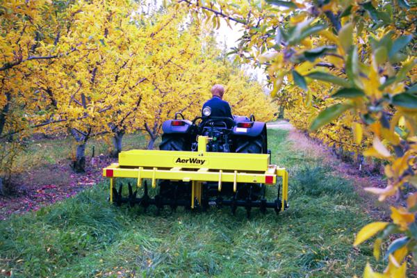 Aerway Awv3 Series Orchard Vineyard tillage
