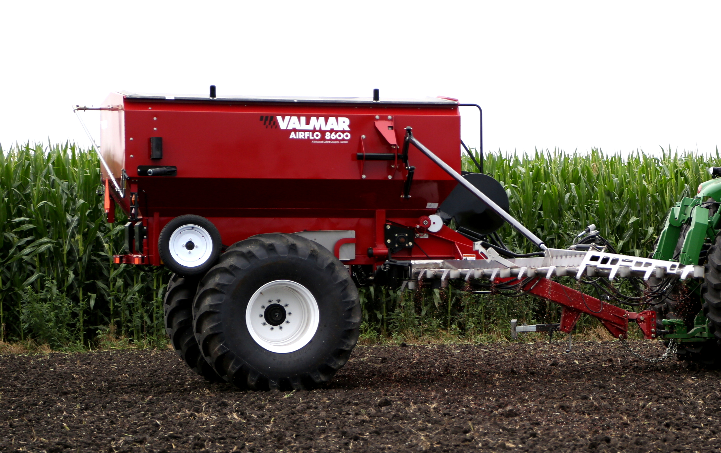 Copy of AirFlo 8600 Fertilizer Spreader (8/9)