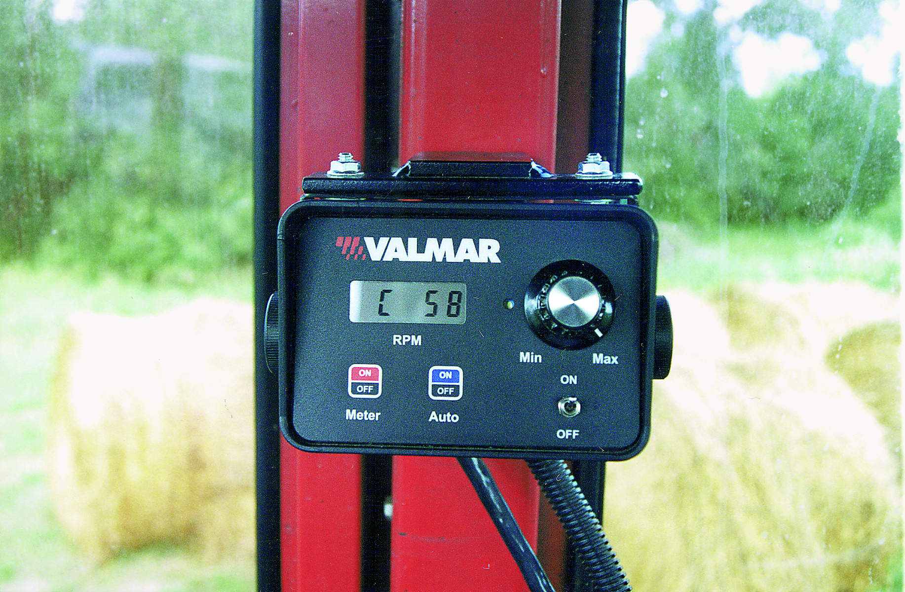VALMAR 455 GRANULAR APPLICATOR