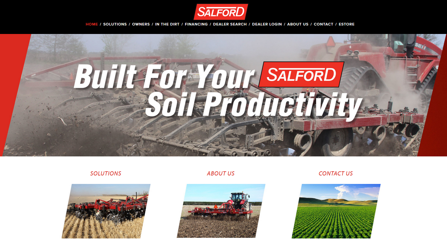 Salford group home page