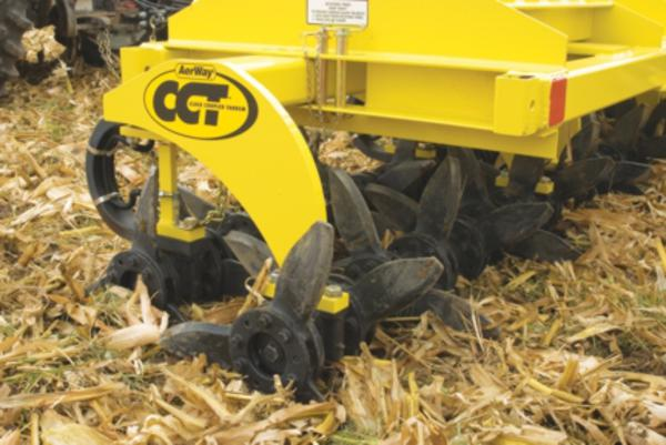 AerWay Close-Couple Tandem Tillage
