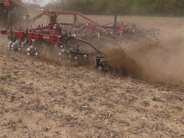 Salford Group tillage equipment