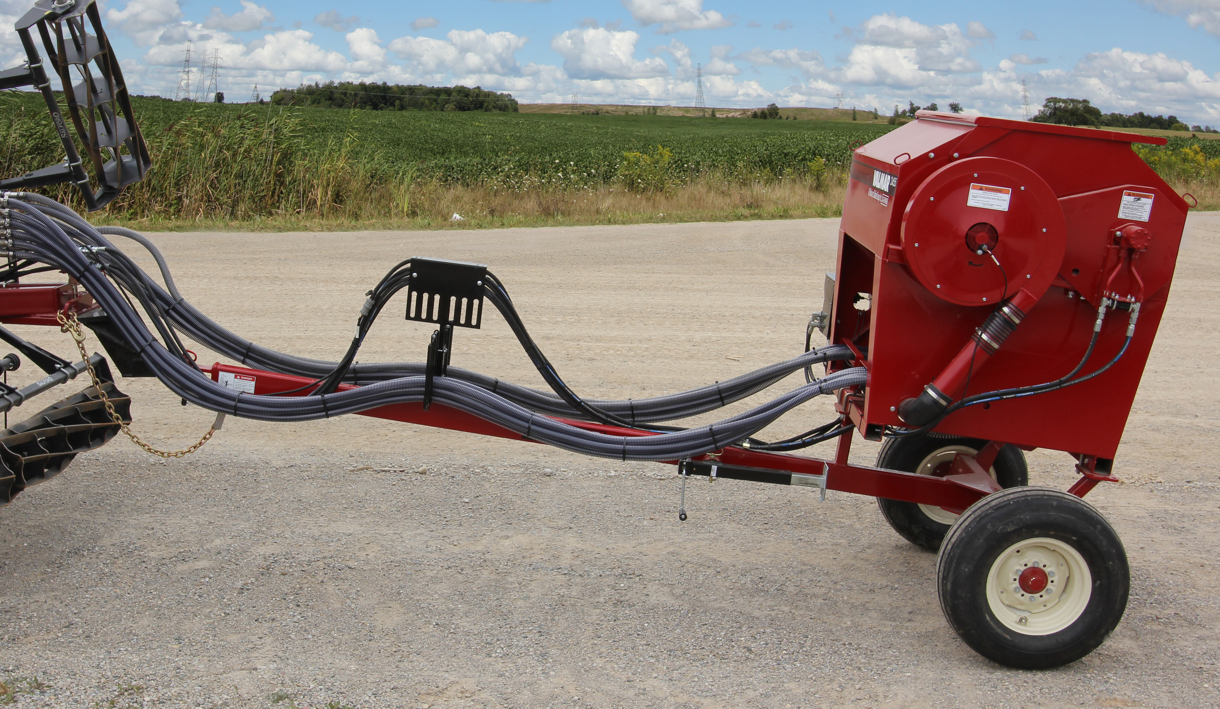 55 Series Pull Type Applicator Mount