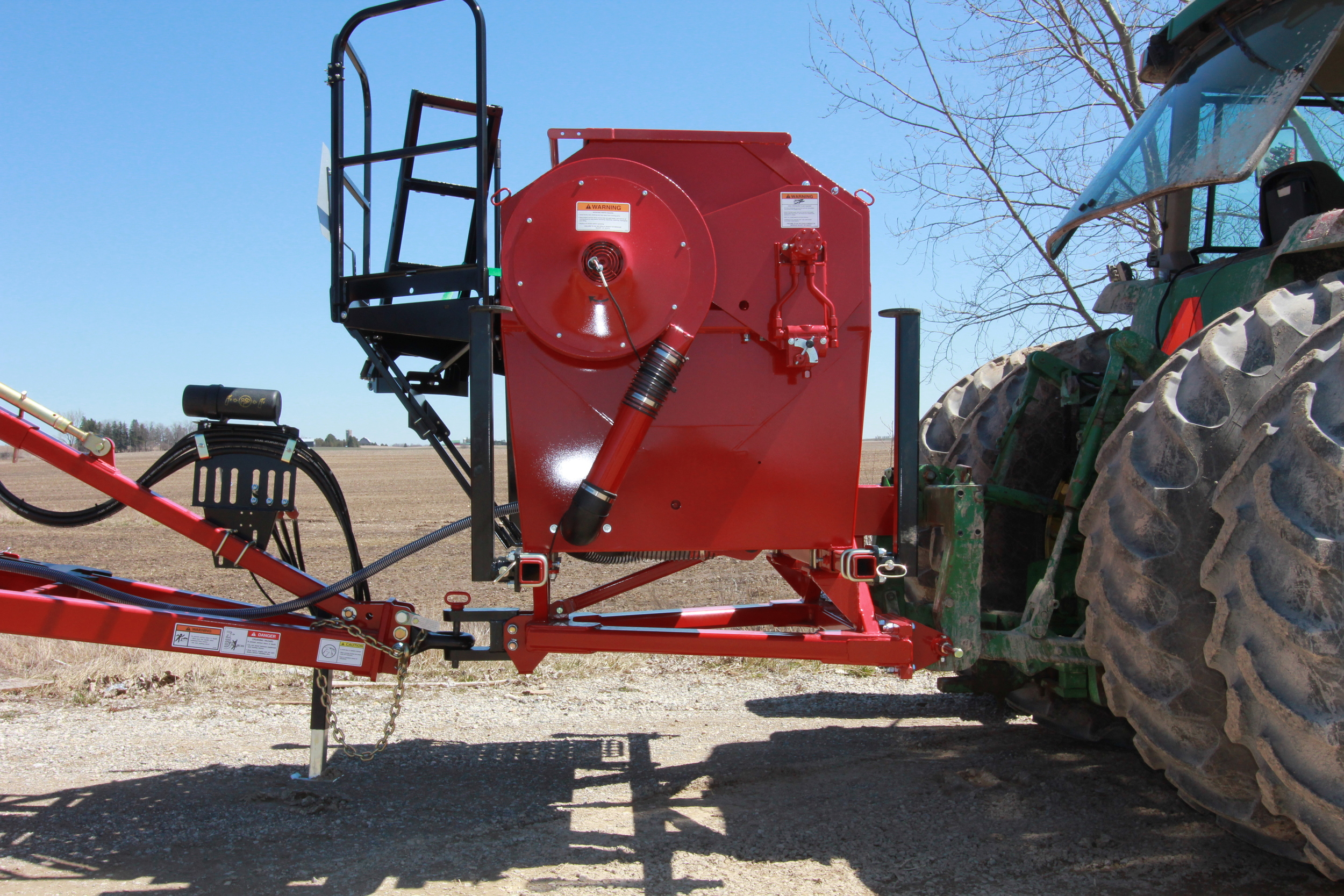 55 Series 3 Point Mount Applicator